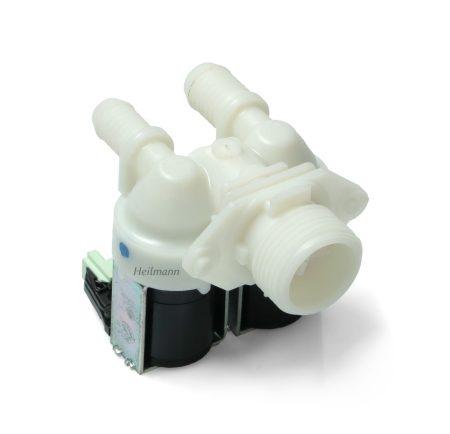 Zanussi - Electrolux - AEG mosógép mágnesszelep  (12/14mm) 1325186110 # pl.: ZWQ61215WA ; #