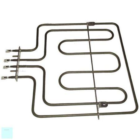 Zanussi - Electrolux sütő fűtőbetét 800/1750W fűtőszál (grillbetét) 357033701/8 #Pl.: BN213X#