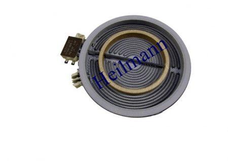 Zanussi - Electrolux főzőlap 1700/700W Ø200/175mm - EGO 230V. 10.58211.004 #eredeti, gyári (3740754217 ; 140062707025)#