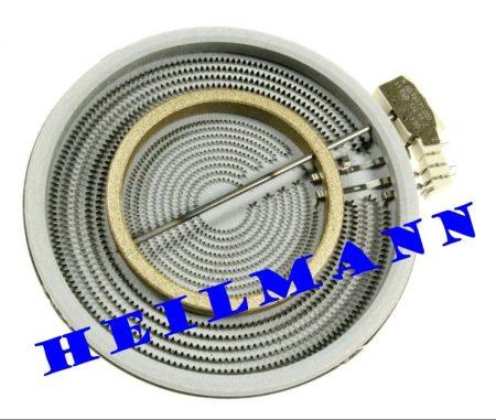Zanussi-Electrolux főzőlap, fűtőtest  D210/120, 2300W, 230V 389080421/8# (rendelésre)#