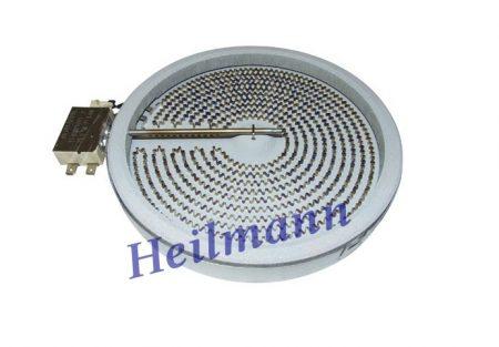 Zanussi-Electrolux fűtőtest D 180 mm 1800 W 230 V 3740636216 AEG