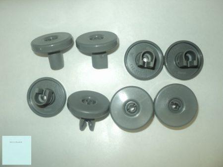 Zanussi - Electrolux - AEG mosogatógép görgő készlet, alsó 50286965004  8db/cs  D= 40 mm