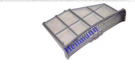 AEG, Zanussi , Electrolux szárítógép szűrő, bolyhszűrő (szösszűrő) 1366339024  eredeti