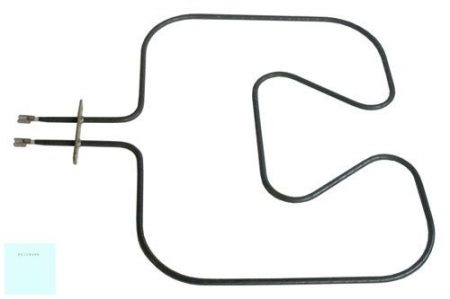 Zanussi - Electrolux fűtőtest alsó 1200W  357033804/0 #eredeti, gyári Pl.: ZOB882QX ,ZHM753#