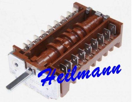 Zanussi - Electrolux  AEG sütő kapcsoló ( FOKOZATKAPCSOLÓ ) 3570285027  EGO  sz.42.07001.005