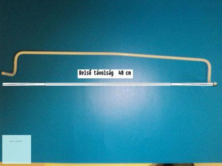 Zanussi - Electrolux palacktároló korlát 407142354/7