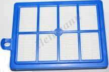 Zanussi - Electrolux porszívó EF18 / EFH12W Hepa szűrő MOSHATÓ # AEG 900195119 ; 7154144 ELECTROLUX EFS1W ; PHILIPS FC8031 #