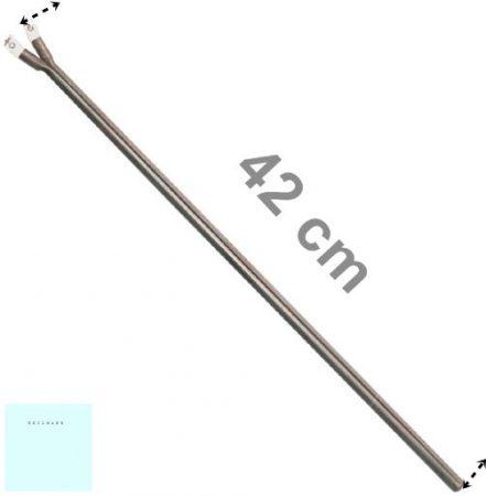 Electrolux - AEG bojler fűtőbetét 230 V  1000 W     (teljes hossz 42 cm )   Ø   12,5 mm