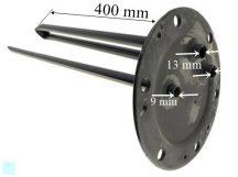 Electrolux - AEG bojler alaplap (zárólap) EWH100R ; EWH-100 SL 311011040-00/4 ; CB-150 N ; CB-150 N CCC Pl.: EWH-200 R