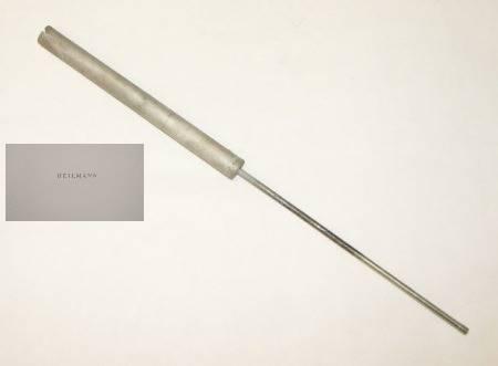 Olasz bojlerhez anód M6 menetes szárral 200 mm