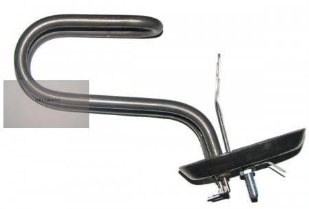 Olasz Ariston 10L bojler fűtőbetét 1200W C00031836 (átfolyós rendszerű 65103765 ) 1200W , 220/240V, 140mm. 810765