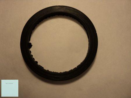 Olasz fűtőbetéthez gumitömítés / O / gyűrű     (peremes fűtőbetétekhez)