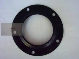 Olasz alaplaptömítés (5lyukas kúpos, fekete.13 cm)