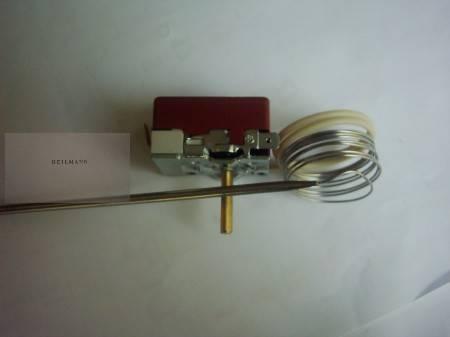 Hőmérséklet szabályozó 4126-0-046-1-F ( fritőz szabályzó ) 50-190°C