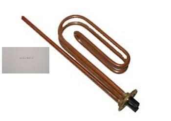 Hajdu bojler fűtőbetét 27 cm kapilláris csővel 1800 W EMAX és olasz gyártmány