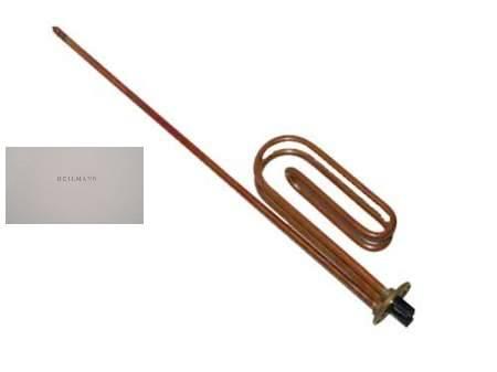 Hajdu bojler fűtőbetét 45 cm kapilláris csővel 1800 W ( eredeti, gyári ) ( Rézzel forrasztott )