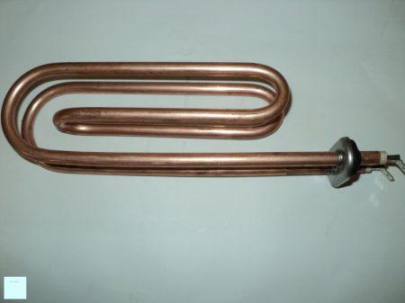 Hajdu bojler fűtőbetét 24 mm réz 2400 W EMAX gyártmány