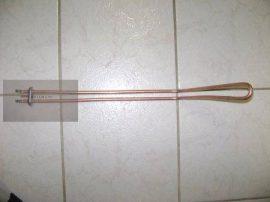 Hajdu bojler fűtőbetét 1800 W 24mm fekvő bojler hosszú EMAX gyártmány
