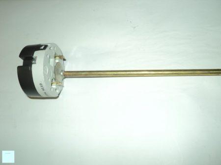 Hőmérséklet szabályozó Cotherm rudas 27 cm szárú ZA 10 zárt bojlerhez