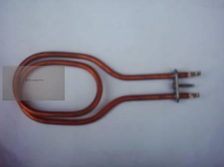 Hajdu vízmelegítő fűtőbetét hurkolt réz (rövid) 1500 W EMAX gyártmány