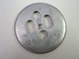 Csőfűtőtest nyomólap  5 L FN vízmelegítőhöz (rendelésre)