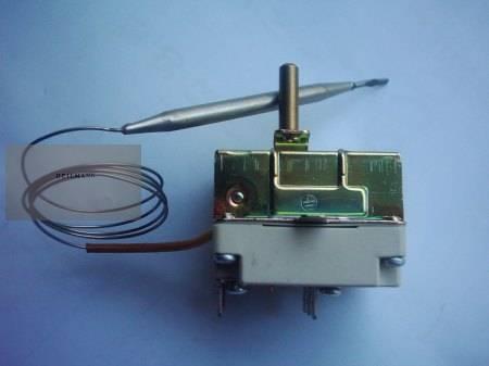 Hőmérséklet szabályozó sütő 5270-0-101-2 (50-300 fokra Nagy konyhai sütő ) 3 fázisú 16A 400V