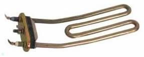 Whirlpool - Indesit - Ardo fűtőbetét hajlított rövid 1950W 230V 195x110mm. 524006201