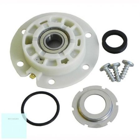Whirlpool - Ignis mosógép középrész # csapágyház tárcsaszerű mindkét oldalra való 481231019144 ; 481231018578 , C00312160 Pl.: AWE (kiváló minőség SKL) #