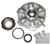 Whirlpool mosógép középrész csapágy +töm. 481231018483 francia gyártású mosógéphez eredeti, gyári (rendelésre)