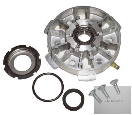 Whirlpool mosógép középrész csapágy +töm. 481231018483 francia gyártású mosógéphez# eredeti, gyári (rendelésre)#
