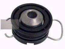 Whirlpool középrész fekete henger 481952028026 hajtás ellen oldalra
