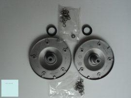Whirlpool mosógép dobtengely 18464 # COD: 085 rozsdamentes  készlet  csavar készlet + 2 tengely tömítéssel. 480110100802, 481252088117 Pl.: AWT 2084-2064 #