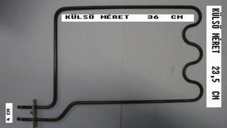 Fagor sütőbetét 230 V 1300 W alsó fűtőbetét CA50000A0 ; CFH 564B ,