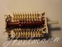 Fagor tűzhely sütő választó kapcsoló ACFH664B ; CFH664B , CFH-564 B NAT , CFH 564BNATV , C110006A4 , eredeti, gyári 4891/5 W2 ; CH-54M X NAT ; CH54MNAT  ; CFH 664 X NAT
