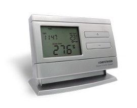 Szobatermosztát Computherm Q 8 RF TX  vevő nélkül (ADÓEGYSÉG)
