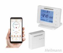 COMPUTHERM E400RF WI-fi termosztát vezeték nélküli érintőkijelzős vezérlővel