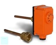 Csőtermosztát WPR-90 GE mérőhüvelyes