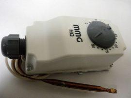 Csőtermosztát MMG (tokozott 0-90 )  1 fm kapilláris csővel 5284-0-102-0