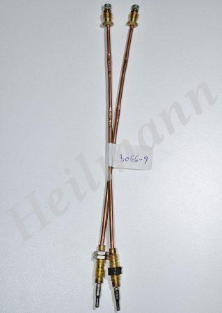 Vesta - Karancs 250 mm   termoelem