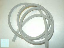 Sütőajtó gumi (Veszta ) külső U alakú szilikon profil 1,20 Fm (lemezre )