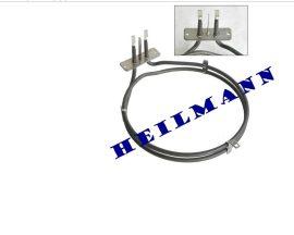 Indesit tűzhely fűtőbetét 1600W koszorú alakú 230V C00138834 # gyári Pl.: K3C76(X)/BG ; H101.1IX #