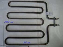 Szauna fűtőbetét 230V 2700W 285 x 260 mm