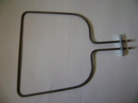 Villanytűzhely  sütőbetét alsó 230 V 1100 W RA 1H 7523 tip. Veszta , Karancs fűtőbetét eredeti, gyári
