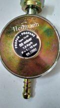 Gáztűzhelyhez PB nyomáscsökkentő fej 50mbar 1,5kg/h olasz (nem állítható)