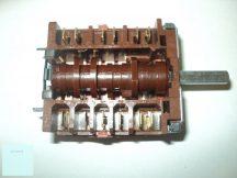 Villanytűzhely sütő kapcsoló Zanussi - Electrolux 46.23866.815 342752621/9 (rendelésre)
