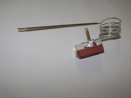 Hőmérséklet szabályozó MMG 4125-0-002-0    (50-320  C fokra tűzhely  sütő) 20A eredeti, gyári (Magyar gyártmány)