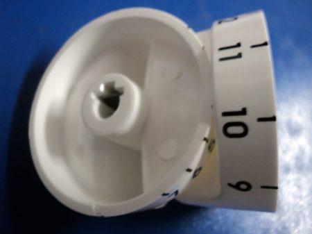 Villanytűzhely kapcsoló gomb (kerámialapos főző12 fokozatú)Pelgrim