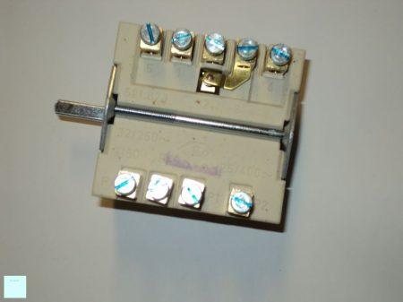 Villanytűzhely kapcsoló 7 állású 32 A - 4327232000 E.G.O. 43.27232.000