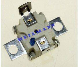 Villanytűzhely sütő klixon 120/80 C fokra 16 A  Zanussi - AEG betét 357076701/6 (rendelésre)