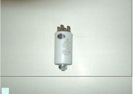 Kondenzátor 2,5µF 450V   sarus+csavar Ø30x57mm.
